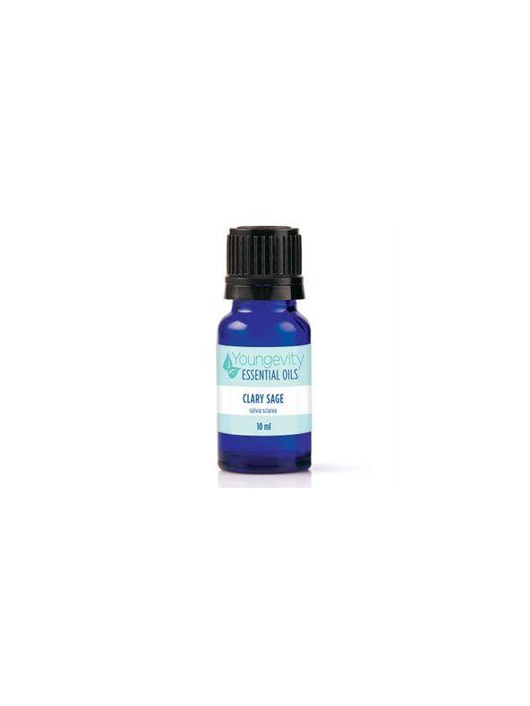 Clary Sage Essential Oil - 10ml