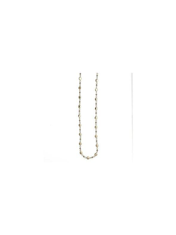 Spun Gold Necklace