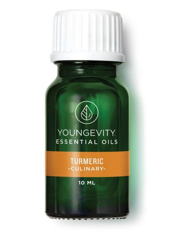 Turmeric Culinary Oil 10mL