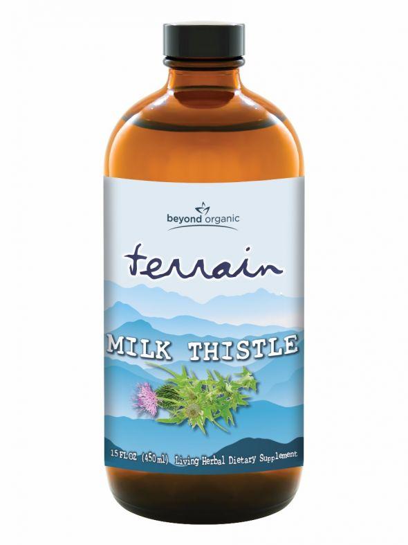 Terrain Milk Thistle