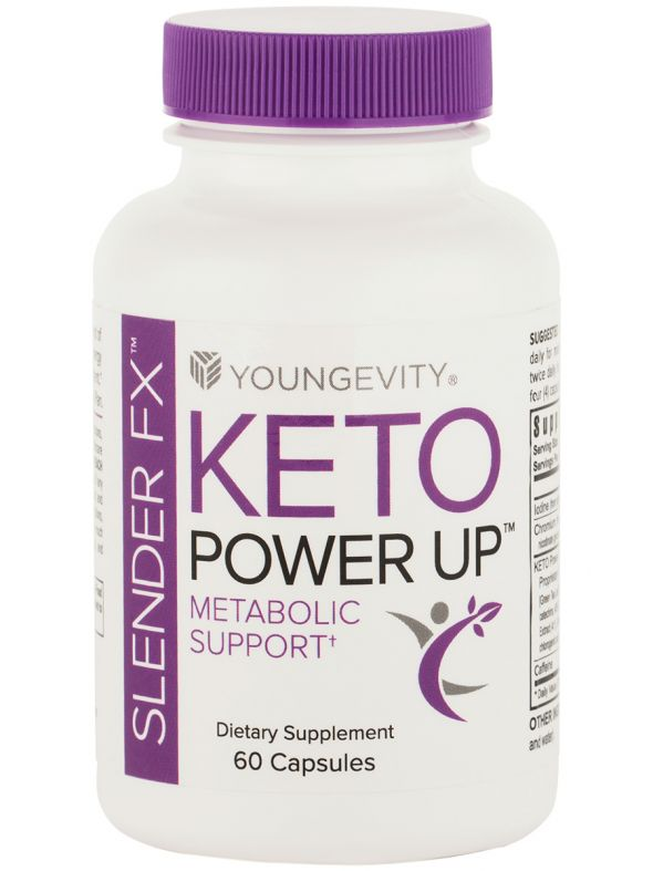 Slender FX™ Keto Power Up™